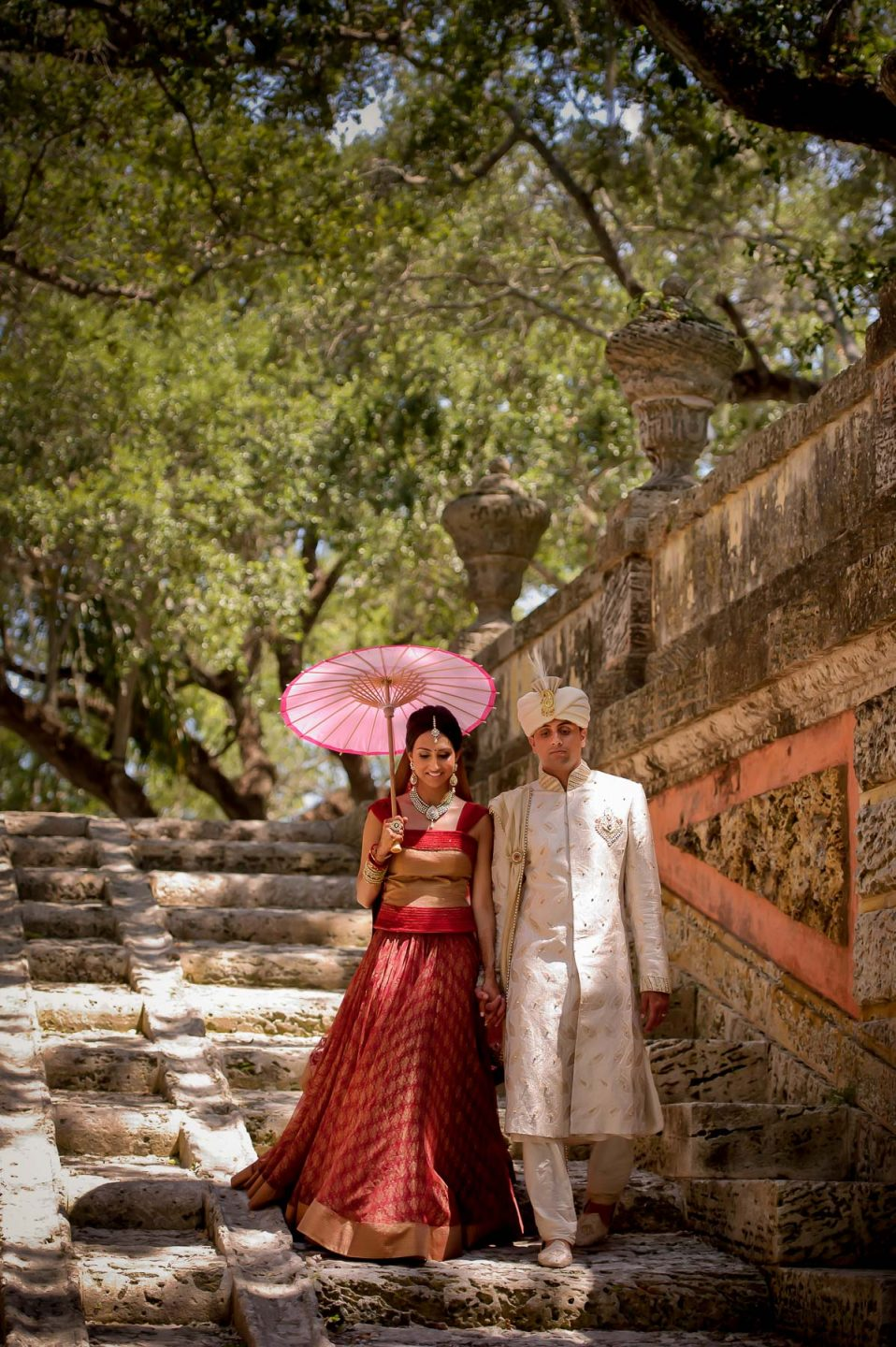 Vizcaya Museum Indian Weddings