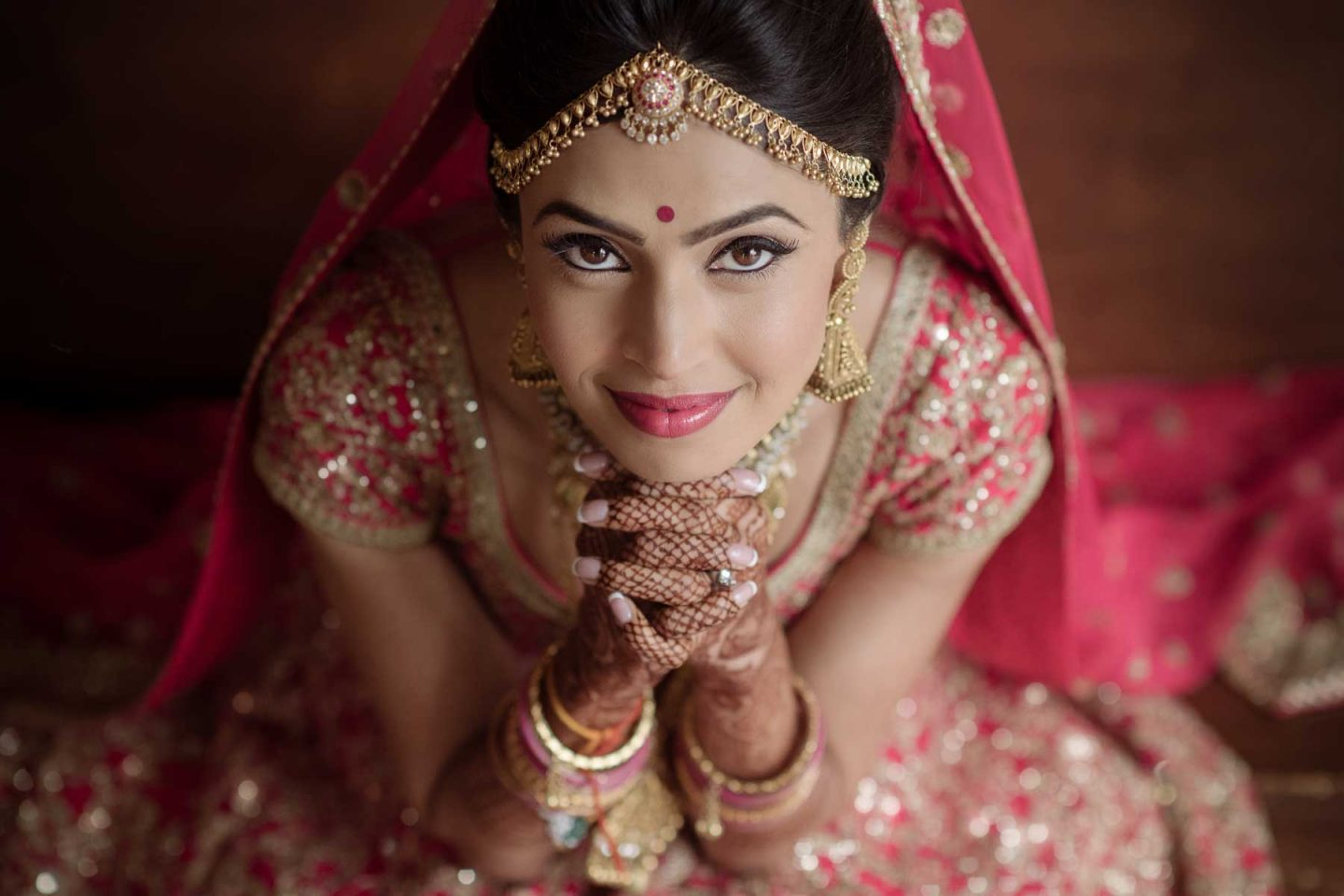 Indian Wedding Bride Payal Kadakia