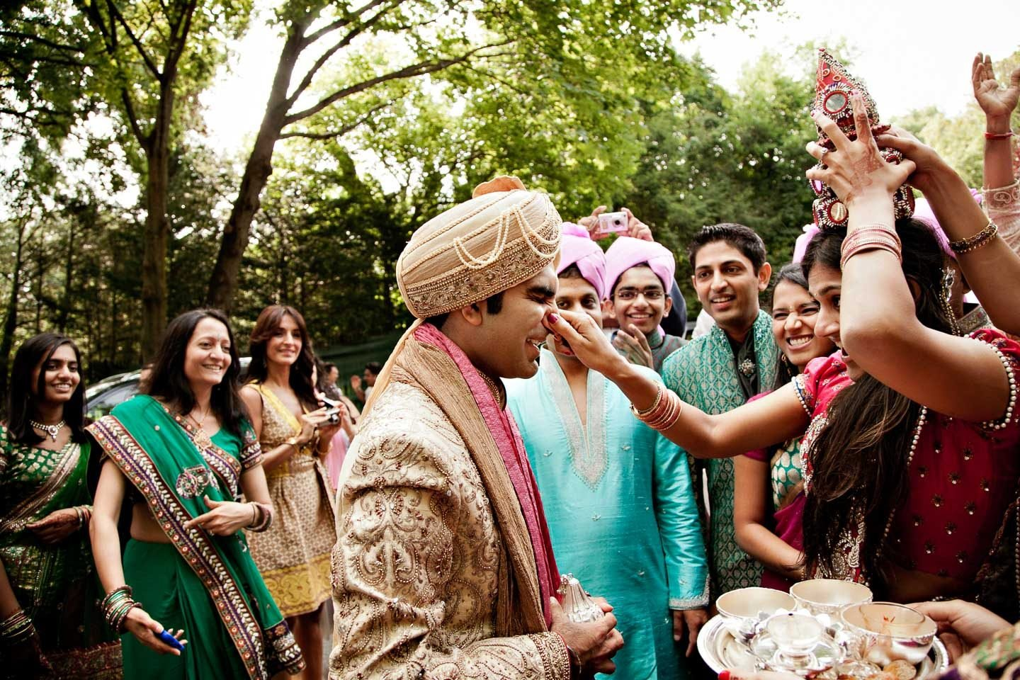 Long Island Baraat Ceremony