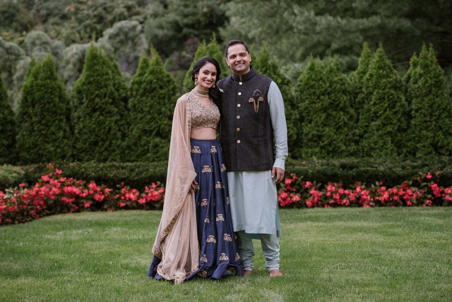 woodbury country club sangeet photos