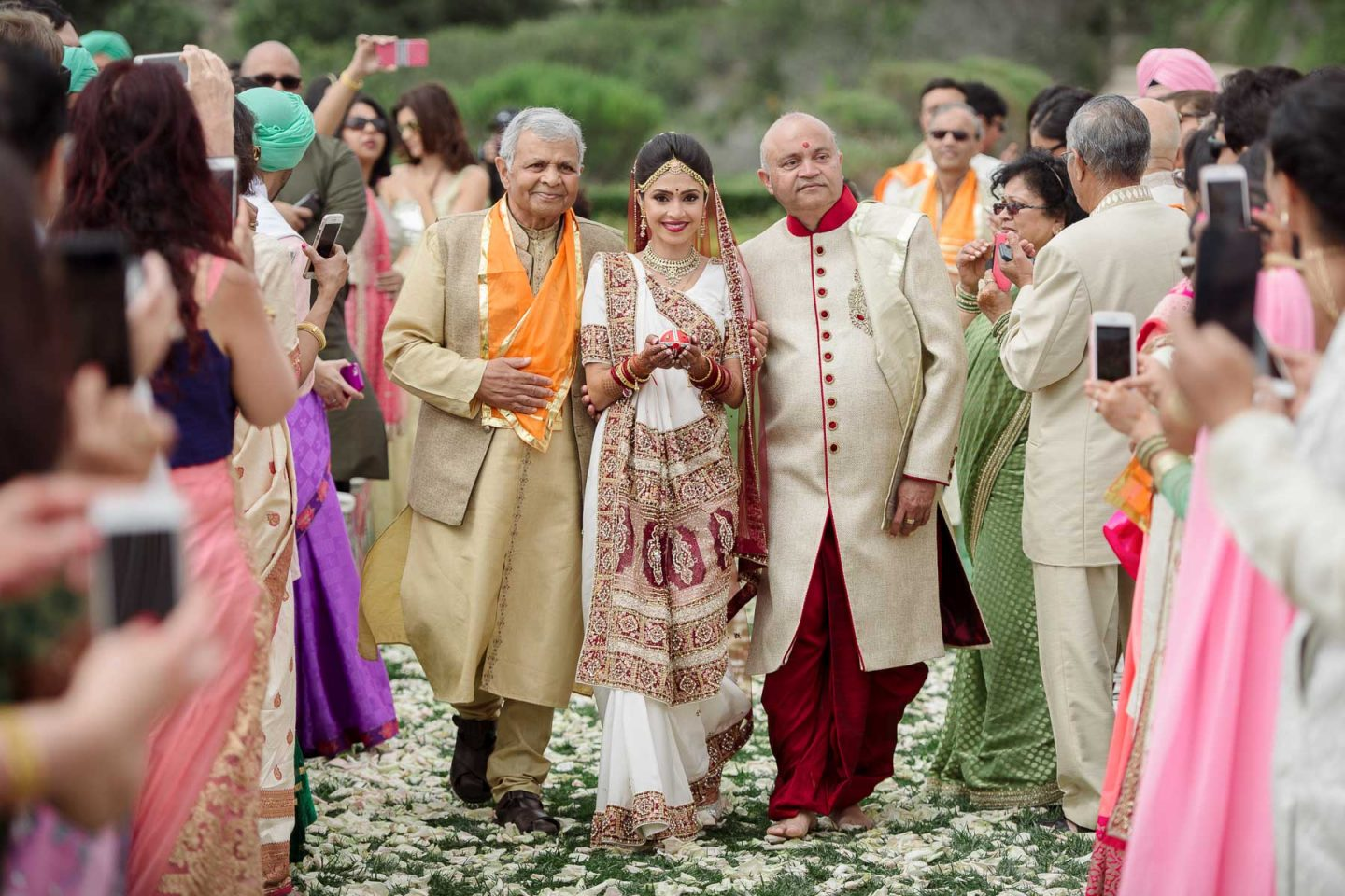 Pelican Hill Resort Indian Wedding