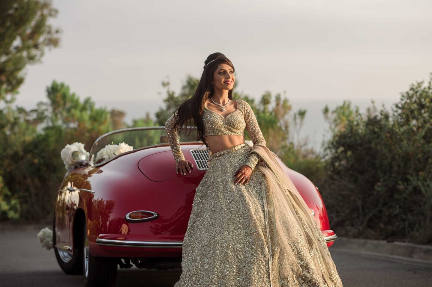 Payal Kadakia Pelican Hill Wedding
