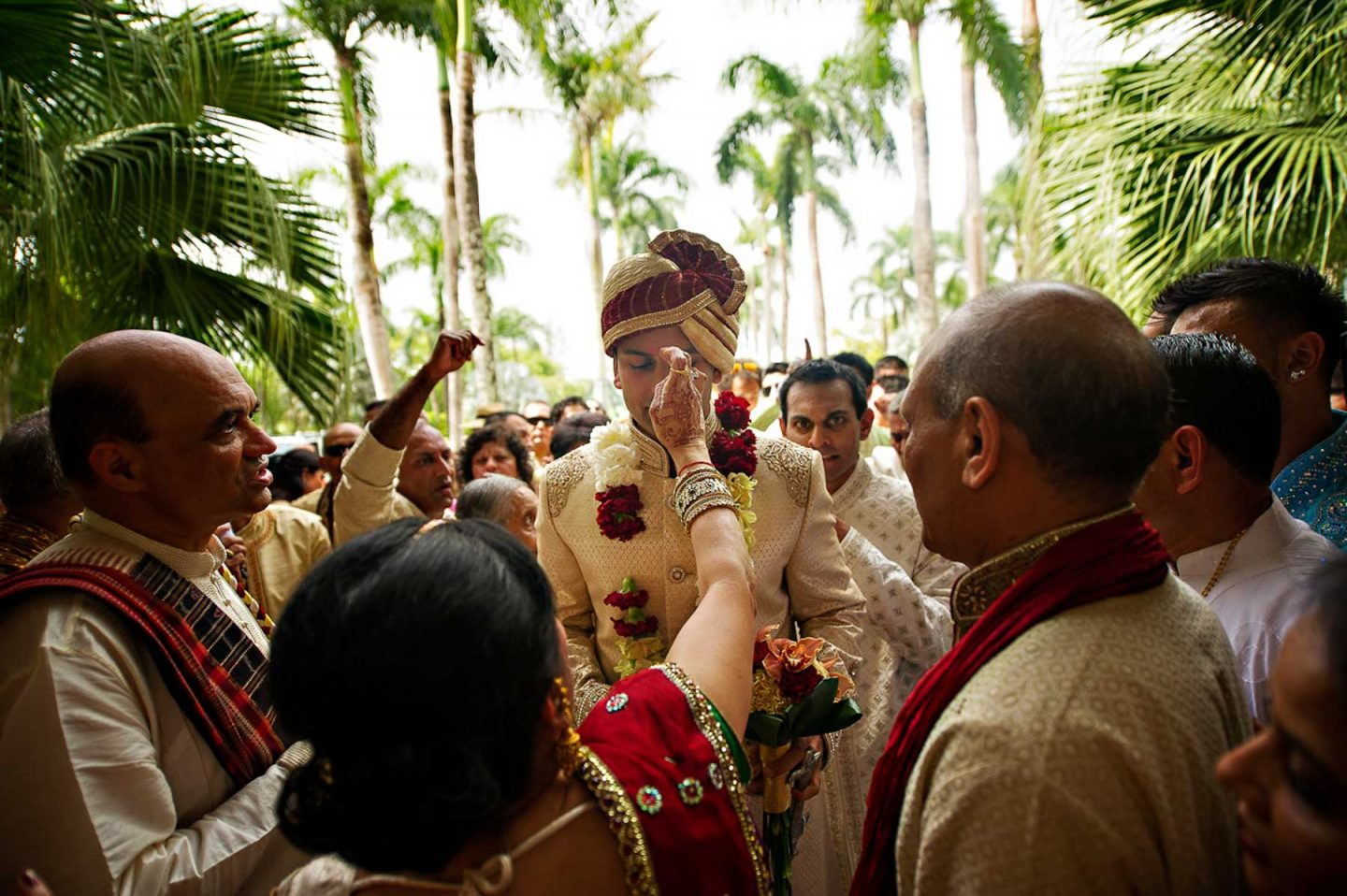 Puerto Rico Indian Wedding at Ritz Carlton Dorado Beach