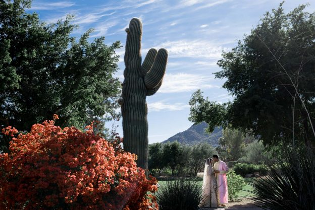 Camelback Inn Scottsdale Wedding