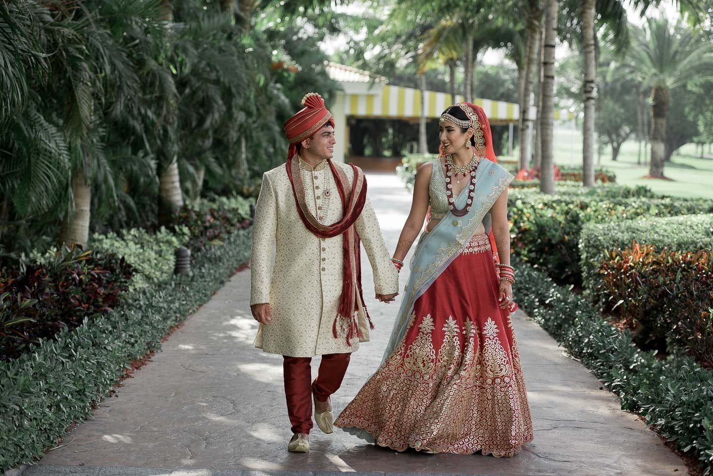 Trump National Doral Miami Indian Wedding